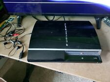 Sony PlayStation 3 80Gb Black Console *No controller*