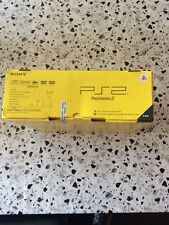 PlayStation 2 - Slim SCPH-70003CB Charcoal Black Console - Brand new / Rare