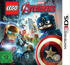 ++ LEGO Marvel Avengers Nintendo 3DS (2DS)  dt. TOP ++