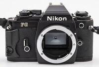 Nikon FG Gehäuse Body SLR Kamera Spiegelreflexkamera schwarz