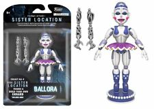 Funko Action Figure: Five Nights at Freddy's-Sister Location - Ballora No. 13743