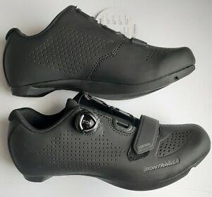 New BONTRAGER Women's Cortado Road/Spin Shoes BOA Size: 39 Euro, 7.5 US, 25 cm