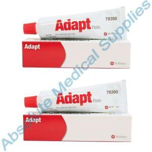 *2-Pack* Hollister Adapt Skin Barrier Filler Paste Tube 2.1oz 60g Model#79300