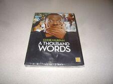 A THOUSAND WORDS : (DVD) STARRING EDDIE MURPHY