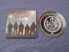 DOWN.I SCREAM.PROMO 1 TRACK C.D.2007.ROADRUNNER RECORDS.EX/EX.