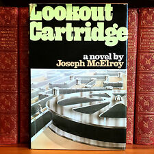 Lookout Cartridge, Joseph McElroy. First Edition, 1st Printing.