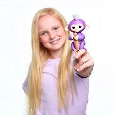 UK Finger Baby Monkey Lings Interactive Electronic Smart Kids Toy Pet 2018