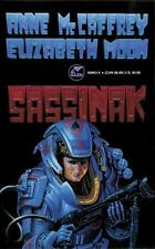 Sassinak by Elizabeth Moon and Anne McCaffrey (1990, Paperback)