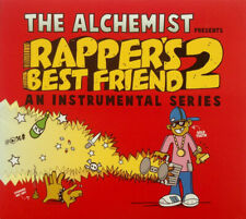 The Alchemist ‎– Rapper's Best Friend 2 (An Instrumental Series) CD NEW Sealed