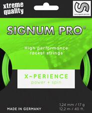 Signum Pro X-Perience 1.30mm Tennis String 12 meter set