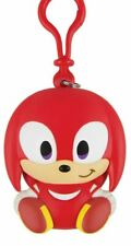 Sonic Boom Emoji Clip-on Figure -  Happy Knuckles