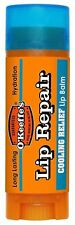 OKEEFFES - LIP REPAIR COOLING RELIEF LIP BALM 4.2G GUARANTEED RELIEF MATT FINISH