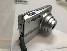 Olympus mju u820 µ 820 8.0MP Digital Camera - Silver