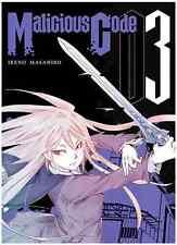 manga Malicious Code tome 3 Shonen Masahiro Ikeno Komikku Editions Virus Tokyo