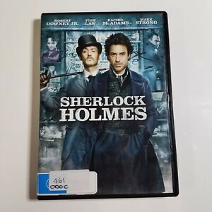 Sherlock Holmes | DVD Movie | Robert Downey Jr, Jude Law, Rachel McAdams | 2009