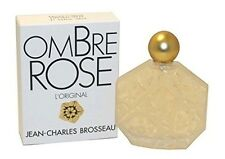 OMBRE ROSE BY JEAN CHARLES BROSSEAU 3.4 OZ 100 ML EDT SPRAY NIB SEALED