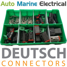 Deutsch DT Series Connector Kit - 144 Piece - Male and Female