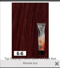 Tigi X2 Demi Permanent Creme, Gloss Dark Red Blonde 6/6