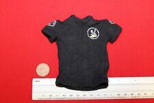 DID Dragon In Dreams 1:6TH échelle LAPD SWAT T-shirt noir de Denver