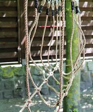 Seilbrücke für Kinder 235 cm Länge Klettern Hängebrücke für Kettergerüst Brücke