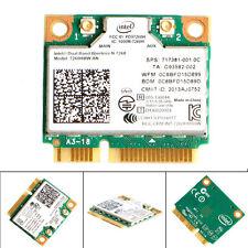 7260hmw Intel an Dual Band Wireless Mini Pci-e WLAN Card Bluetooth 4.0