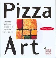Karin Niedermeier - Pizza Art (2005) - Used - Fun recipe Book (Paperback)