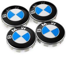4 CENTRE DE ROUE BMW CARBONE NOIR 68MM: Z3 Z4 Z7 M3 M5 X1 X3 X5 E46 E39 E38