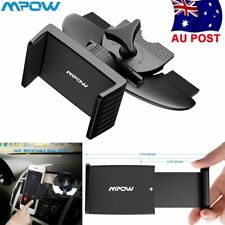 Mpow Car Phone Holder CD Slot Universal Mount Cradle Stand for iPhone X MAX XR