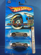 BOTH HOT WHEELS 2005 1st Edition FORD SHELBY GR-1 CONCEPTs from FACTORY SET