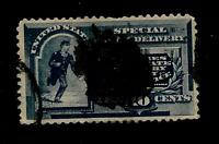US 1888 Sc# E 1 10 c Special Delivery USED  - Crisp Color