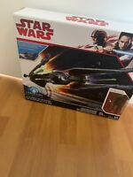 BRAND NEW Star Wars Force Link Kylo Ren's Tie Silencer Kylo Ren Pilot Figure