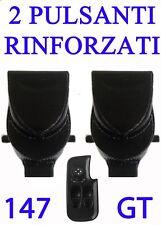 KIT 2 Pulsanti per pulsantiera Alfa 147 e GT pulsante interruttore Romeo tasto
