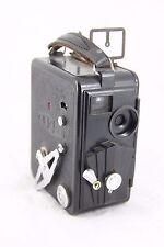 Dekko bakelite Art Deco vintage 1930s cine movie film camera, running, no lens