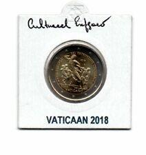 VATICAAN 2 EURO 2018 CULTUREEL ERFGOED