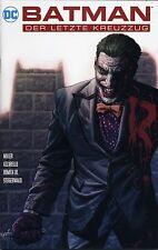 Batman-Dark Knight: la última cruzada Last Crusade Lee Bermejo-Variant Joker