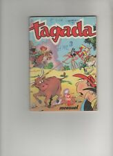 BD TAGADA N°10 Poursuite dans le désert  1959 IMPERIA