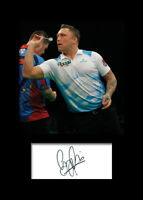GERWYN PRICE #2 Signed (Reprint) Photo A5 Mounted Print - FREE DELIVERY