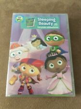 Sleeping Beauty And Other Fairytale Adventures New PBS Kids Dvd Super Why