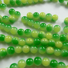 Free Ship 400pcs Round glass loose spacer beads 8mm