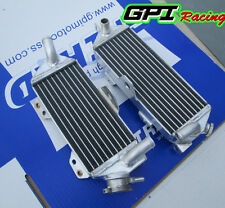 FOR Kawasaki KX 250 KX250 1988 1989 Aluminum Alloy Radiator