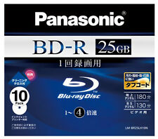 Made in Japan Panasonic Bluray Disc 25GB Blu ray dvd 4X Bluray Inkjet Printable