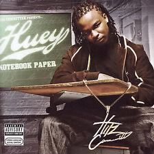 New: Huey: Notebook Paper  Audio CD