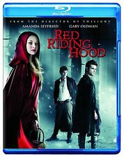 Red Riding Hood (Blu-ray Disc, 2011) NEW
