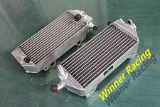 Fit Suzuki RM125 RM 125 2001-2008 Aluminum Alloy Radiator L&R