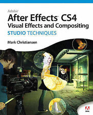 Adobe After Effects CS4 Visual Effects and Compositing Studio-ExLibrary