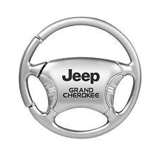 Jeep Grand Cherokee Steering Wheel Style Key Chain