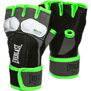 Everlast 1300002 Prime Evergel Protective Boxing Hand Gloves, Green, Size Large