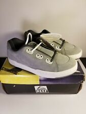 Vintage Reef Brazil Parlay Skateboard Shoes 1997 Size 10 Deadstock With Box.