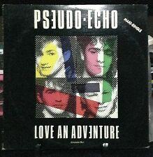 PSEUDO ECHO Love An Adventure Maxi-Single NM//EX Condition