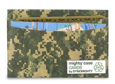 Digital Army Camouflage Mighty Card Case by Dynomighty